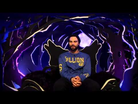 Jeremy Jackson is ejected from the Celebrity Big Brother House