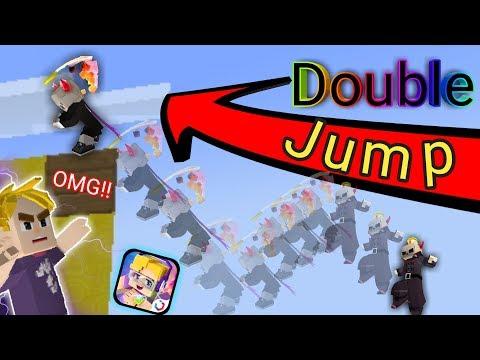 *New Pro Skill* Double Jump!!! - Bed Wars [1.11.18] [BlockmanGo]