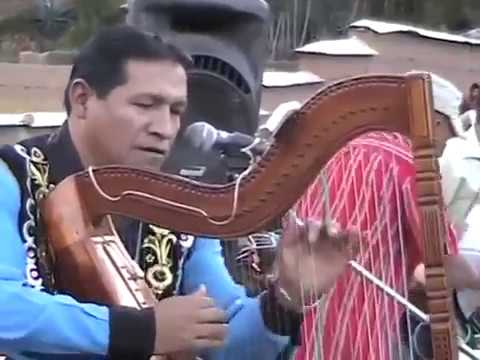 Presentacion en el pueblo de Tunya - Huanuco