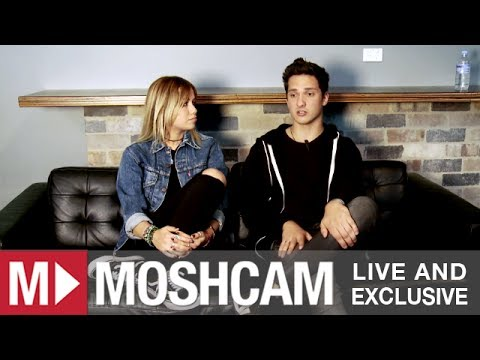 Tonight Alive talk living the dream, pop punk fans and The Story So Far (PART 3 of 3)| Moshcam |