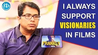 I Always Support Visionaries In Films - Dasaradh - Frankly With TNR || Talking Movies with iDream