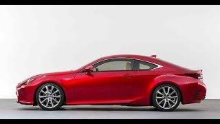 2019 Lexus RC RC300h Ready to fight