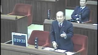 平成26年第1回東郷町議会定例会一般質問 菱川和英