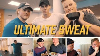 The Staples Brothers' Ultimate Sweat Bet Update