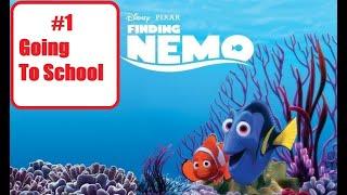 Findet Nemo [P1] [In Die Schule Zu Gehen] NoCommentary Walkthrough