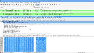 Networking 101 - Wireshark