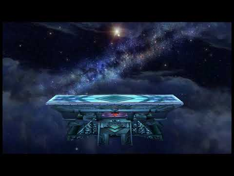 Final Destination (stage) - Super Smash Bros. Brawl