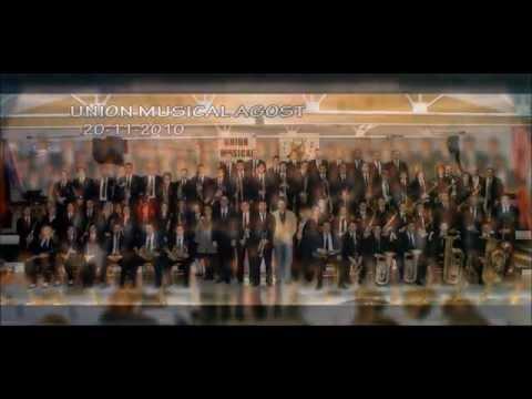 Union Musical de Agost interpretando Spartacus Van de Roost