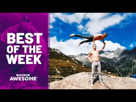 Wildly Strong Balance & More | Best of the Week
