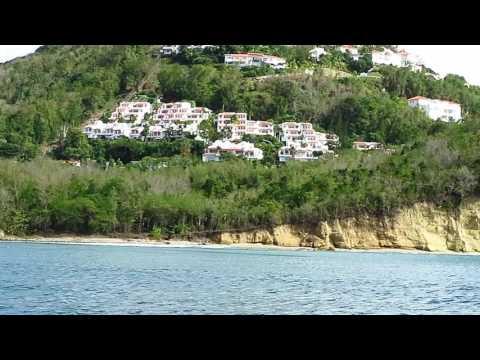 Cuti Cove, 16 acres of beachfront land , St Lucia