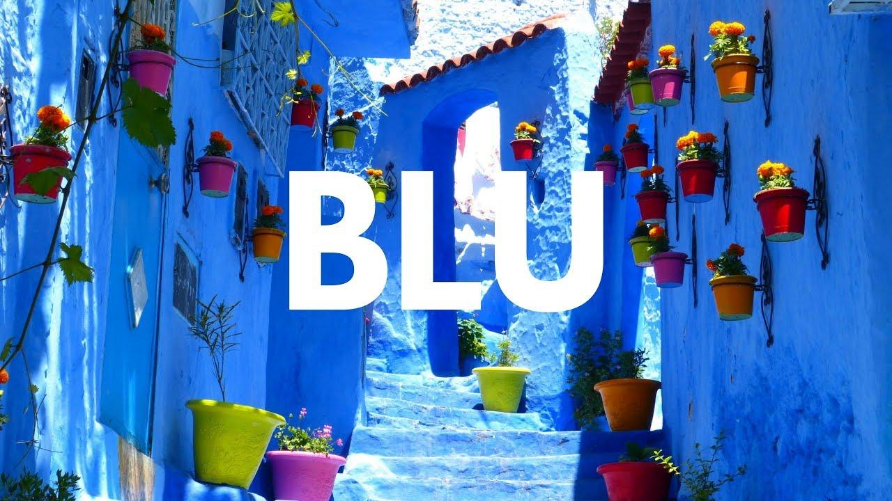 Case Blu Marocco : Chefchaouen la citta blu marocco pt.3 youtube