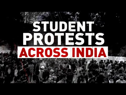 Jamia Protest Spreads To Other Campuses, Students Unite