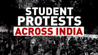Jamia Protest Spreads To Other Campuses, Students Unite   NDTV 24x7 LIVE