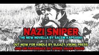 NAZI SNIPER Official Book Trailer