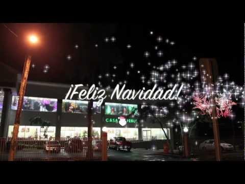 Casa febus home design encendido de navidad youtube - Casas de navidad ...