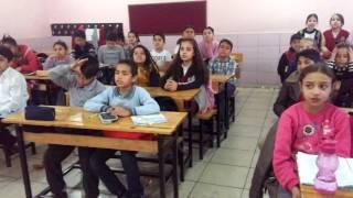 Yavuz selim ortaokulu 5/K sınıfı