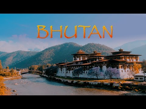 TRAVEL BHUTAN (DRUK) The Land Of Thunder Dragon