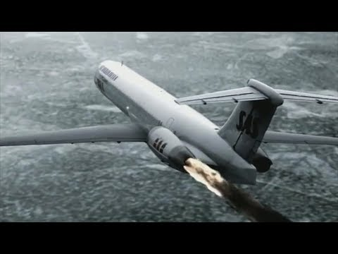 Pilot Betrayal - Scandinavian Airlines Flight 751 - P3D