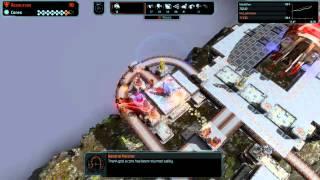 Defense Grid 2 Gold Medal Walkthrough [Hard] Mission 12 Incursion - No   Tower Items
