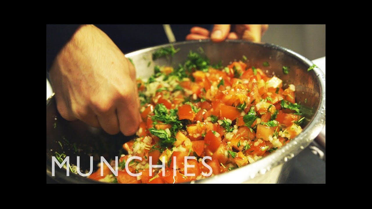MUNCHIES: Chef's Night Out with Matt Orlando