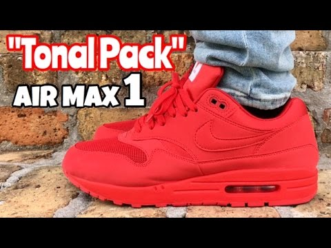 Nike Air Max 1 Prm Curry Mujer Hombres Dark Curry True