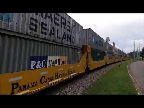 1855 2017 Panama Railroad @ Gamboa