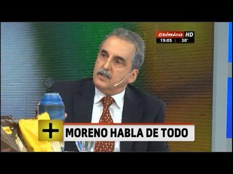 Guillermo Moreno en Cronica TV 10/12/17