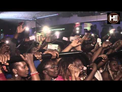 TIMAYA LIVE IN ROME - HOSTED BY HENRY EMEHEL EVENTS
