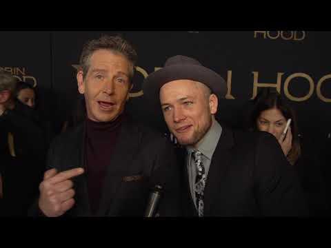 Robin Hood Screening Interview with Ben Mendelsohn