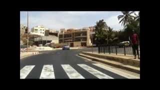 Sights and Sounds of Senegal, Dakar, West Africa