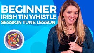 Irish Tin Whistle Lesson [The Kesh Jig] Popular Session Tunes
