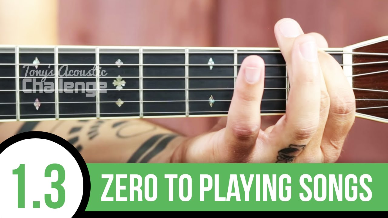 Beginner Guitar Lesson Get Rid Of String Buzz 1 3 Youtube