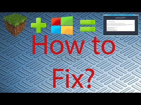 Minecraft Windows 7, 8, 8.1 Fix Mobile Intel® 4 Series Express Chipset Family