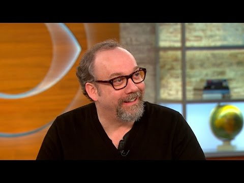 "Paul Giamatti on ""Billions,"" why theater is ""much more fun"""