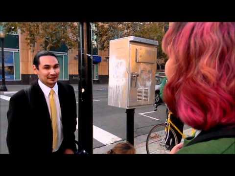 """Occupy Sacramento"" - Jorge schools liberals"