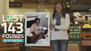 Medical Weight Loss - Tia lost 143lbs in 53 weeks Medical Weight Loss Clinic #ItFits