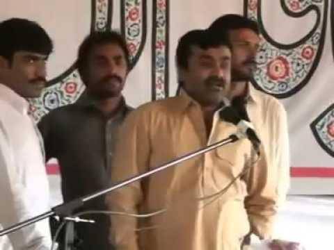 Zakir Qazi Waseem Abbas new Qasida YA ALI a.s ALI a.s Ya ...