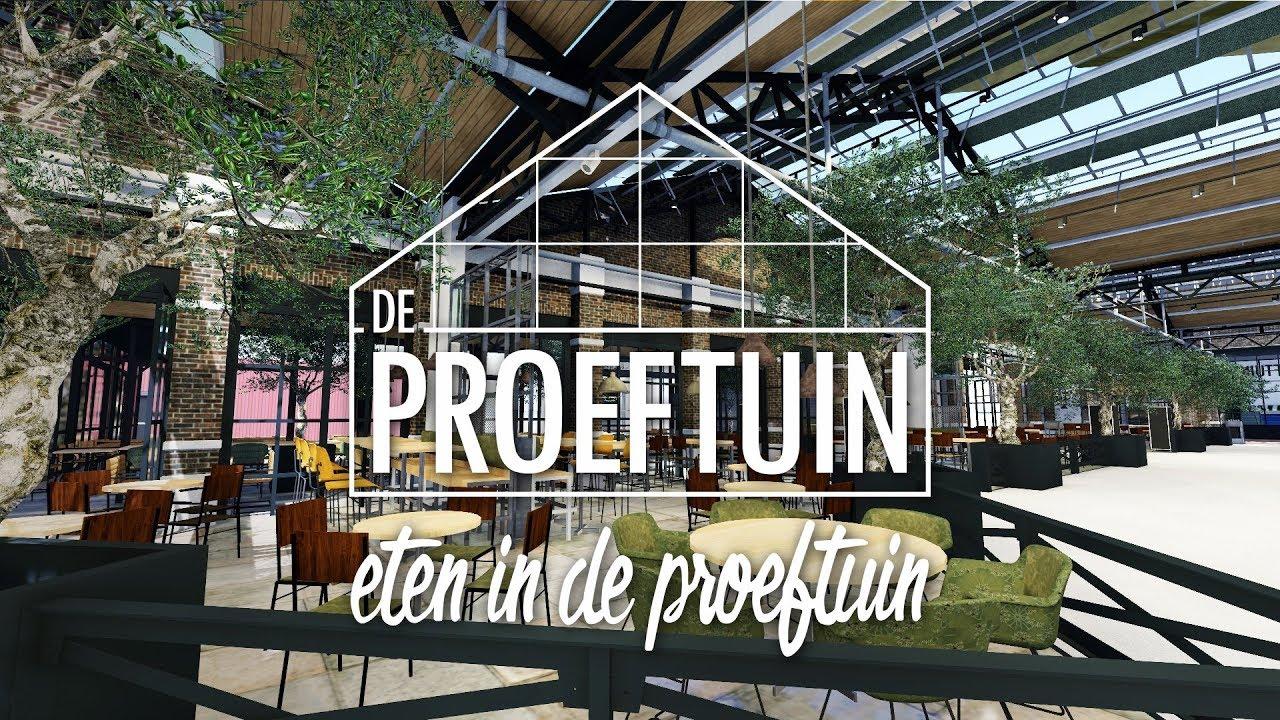 Art impressies nieuw restaurant de proeftuin intratuin for Intra tuin duiven