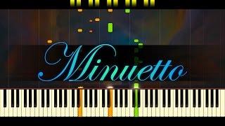 Minuetto (Piano) // BOCCHERINI