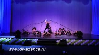 S & M  high heels, booty dance от Divadance тверк гоу-гоу танцы - клубные танцы девушки