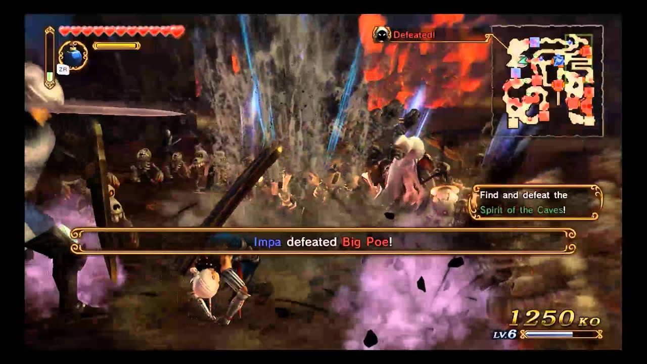 How to defeat gohma in hyrule warriors - Hyrule Warriors 5 The Spirit Of The Cave