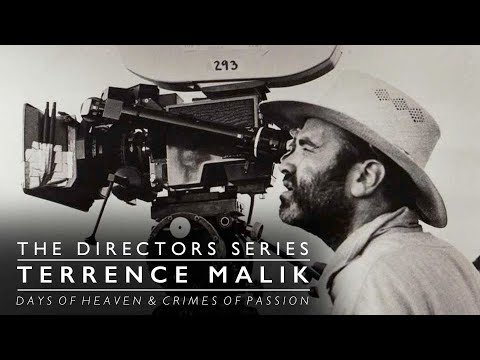 Terrence Malick: Days of Heaven & Crimes of Passion (The Directors Series)