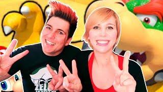LA BATALLA FINAL | New Super Mario Bros U