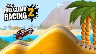 Hill Climb Racing 2 #2 | Android Gameplay | Best Android Games 2018 | Droidspot