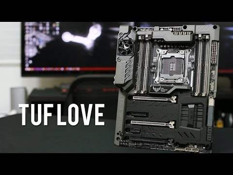 Asus Sabertooth X99 - It Does Everything
