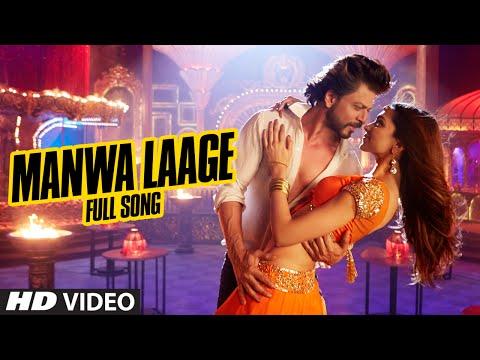OFFICIAL: 'Manwa Laage' VIDEO Song | Happy New Year | Shah Rukh Khan | Arijit Singh | Shreya Ghoshal