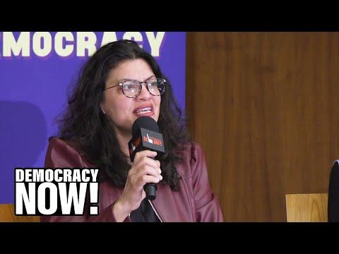 Rashida Tlaib: From Detroit organizer to D.C. lawmaker