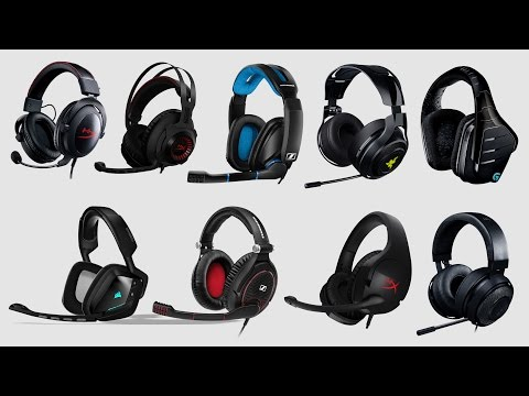 Gaming Headset Roundup 2016 | what's the best headset for you?