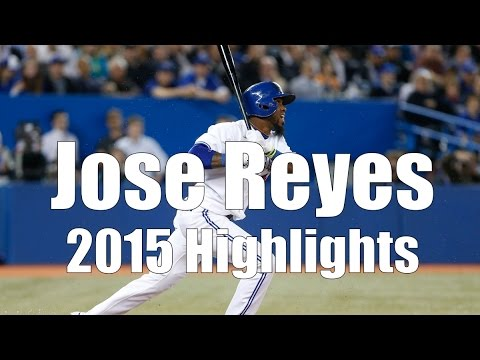 Jose Reyes - Blue Jays/Rockies - 2015 Highlight Mix HD