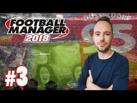 Let's Play Football Manager 2018 #3 - Gegen Dynamo Dresden!